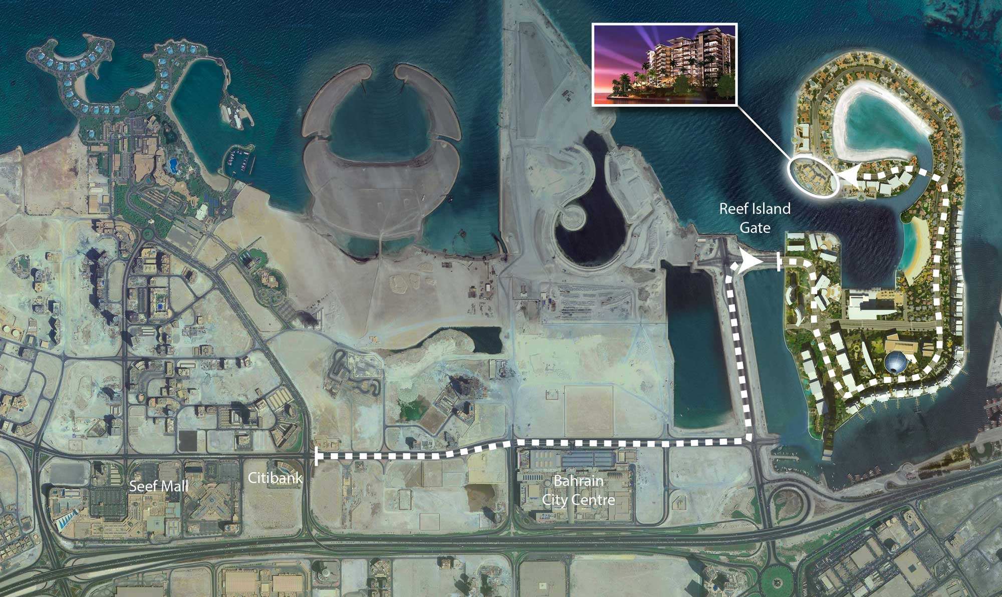 Reef-Island-Bahrain-Map