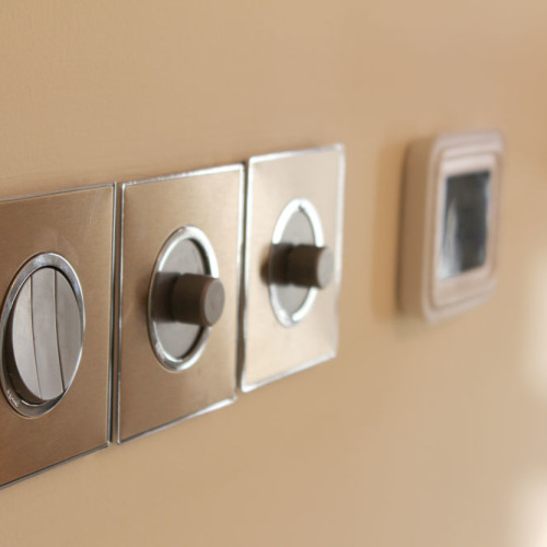 Light dimmers.